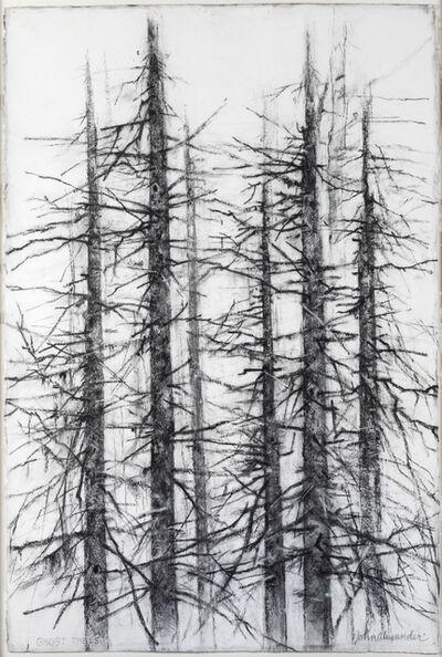John Alexander, 'Ghost Trees', 2019