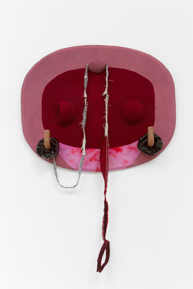 Anna Sew Hoy, 'Blood Moon Breastplate', 2019
