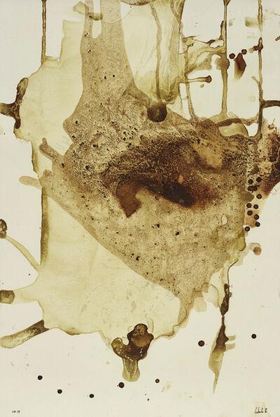 Pedro Cabrita Reis, ''D' apres nature, (possibly...) #2 (Second Series)', 2012