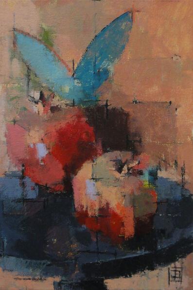 Jill Barthorpe, 'Pomegranates', 2018