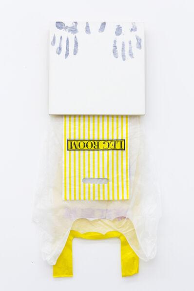 B. Wurtz, 'Untitled (leg room)', 1993
