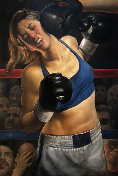 Bruno Surdo, 'Knock Out', 2018