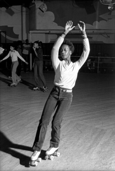 Patrick D. Pagnano, 'Empire Roller Disco #19', 1980