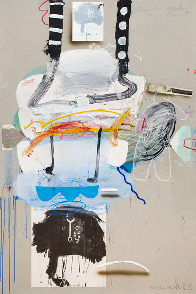 James Havard, 'Navaho Mask - New Paint', 1985