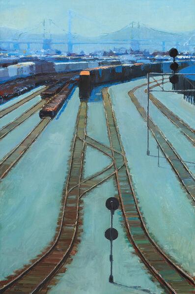 Jeff Bellerose, 'Rails', 2015