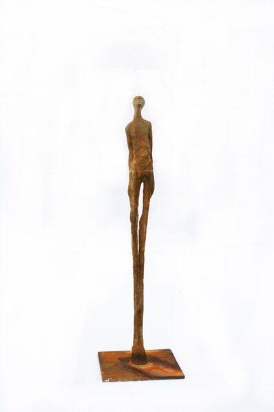 Marie-Josée Roy, 'Réceptif (rust)', 2019
