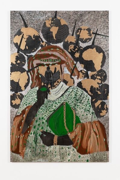 Omar Ba, 'Paradise of Power', 2019