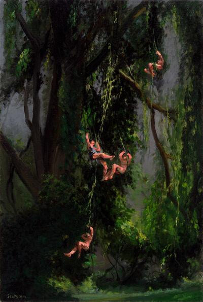 Jillian Denby, 'Falling Figures', 2015