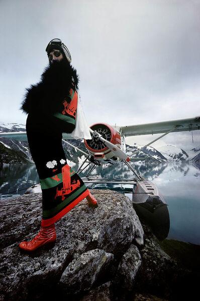 Fred Maroon, 'Alaska: Seaplane', 1966-1971