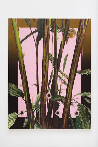 Bruno Novelli, 'Bananeiras ', 2017