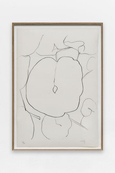 Ellsworth Kelly, 'Melon Leaf', 1965-66