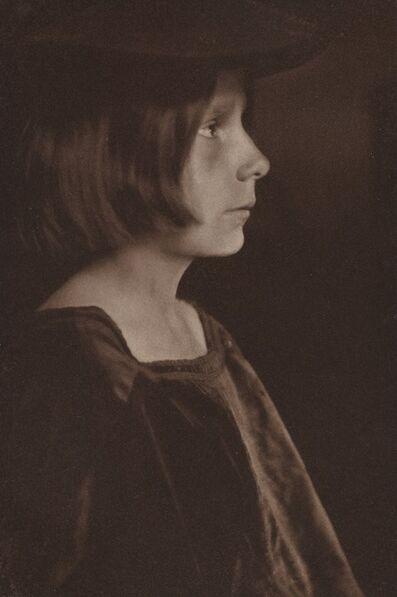 Gertrude Käsebier, 'Florentine Boy', 1899