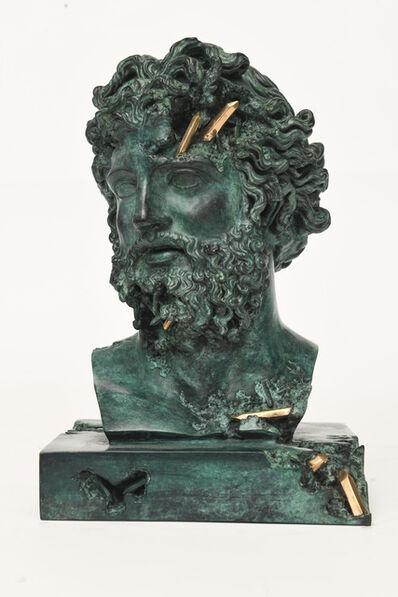 Daniel Arsham, 'Bronze Eroded Jupiter', 2020