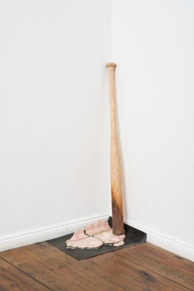 Ada Van Hoorebeke, 'Bat (red) - In Practice', 2013