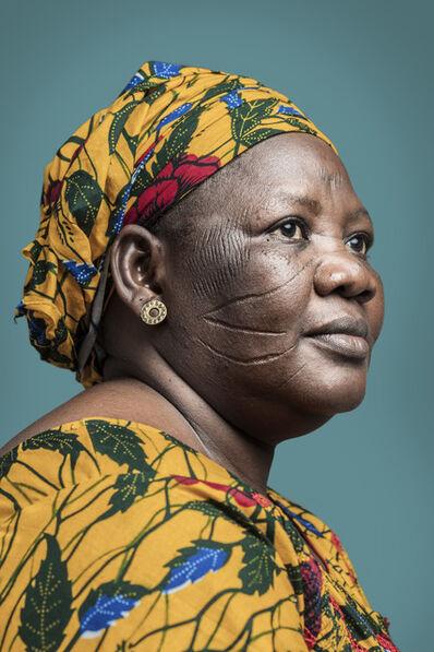 Joana Choumali, 'Ms Djeneba', 2014