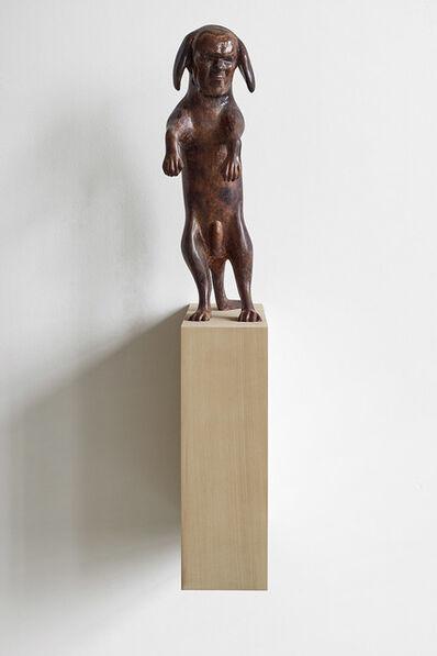 Paloma Varga Weisz, 'Dogman painted', 2020