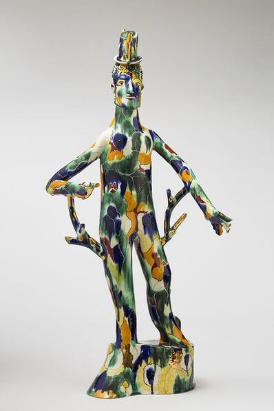 Ralph Bacerra, 'Untitled Figure (Twig)', 2004