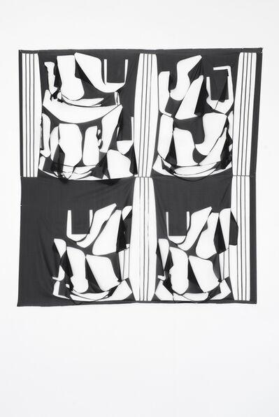 Marion Baruch, 'Jules et Jim et les deux Anglaises', 2016