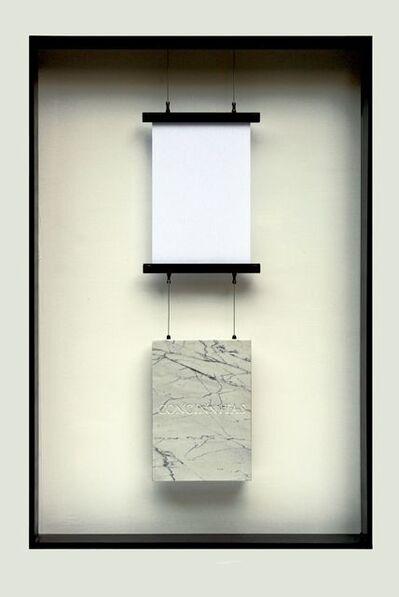 Emmanuele De Ruvo, 'Concinnitas - construction', 2011