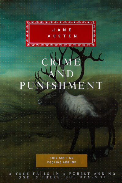 Don Pollack, 'Crime and Punishment', 2019