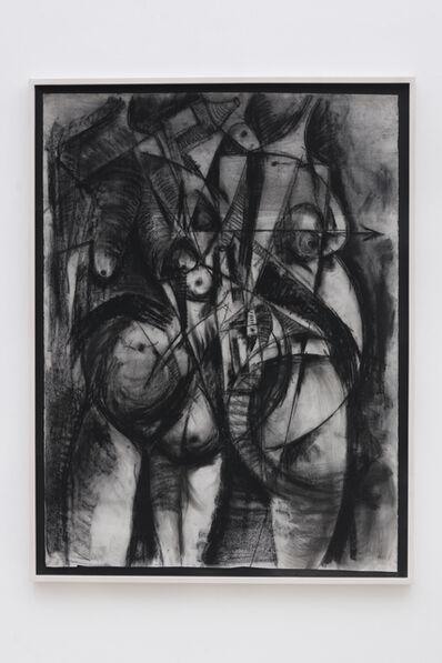 Serge Attukwei Clottey, 'Body Scape', 2017