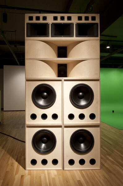 Mark Leckey, 'Untitled (Harlem SoundSystem)', 2011