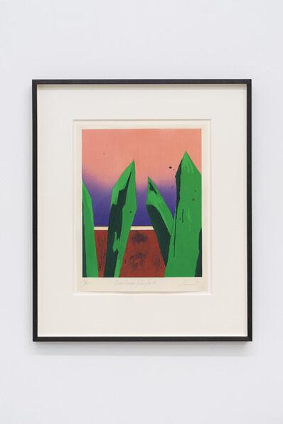 Harold Ancart, 'Bein' Green (Or Yellow)', 2018