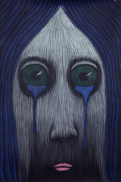 Sabian Baumann, 'Tränen', 2019