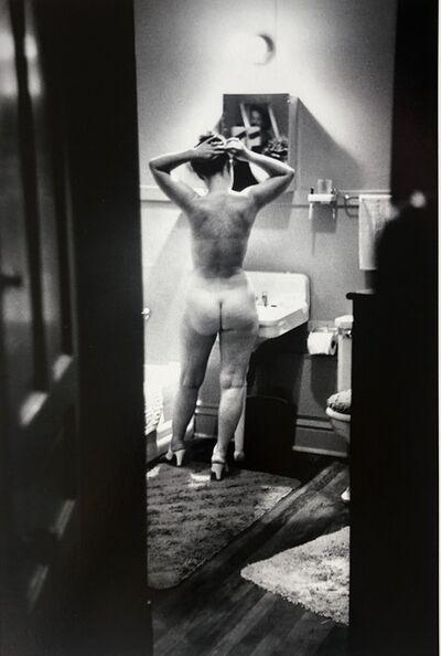 Art Shay, 'Simone de Beauvoir, 1950', 2017