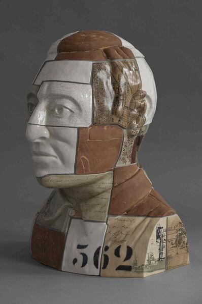 Stephen Dixon, 'Restoration: Carl Von Ossietsky', 2013
