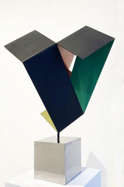 Cruz Novillo, 'Tximparta 5. Unique piece', 1977