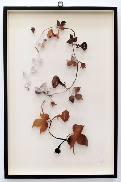 Paolo Giardi, 'You Can Learn a Lot of Things From the Flowers XVb -Ipomea - Lui - Marianne', 2011