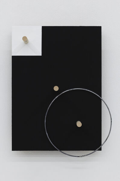 Kishio Suga 菅木志雄, '中心相間 Correlative Centers', 2014
