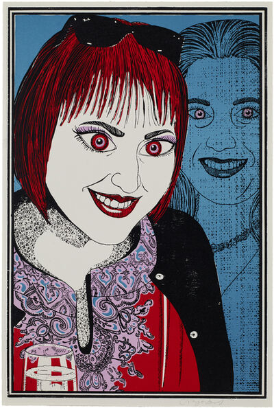 Grayson Perry, '04, Six Snapshots of Julie', 2015