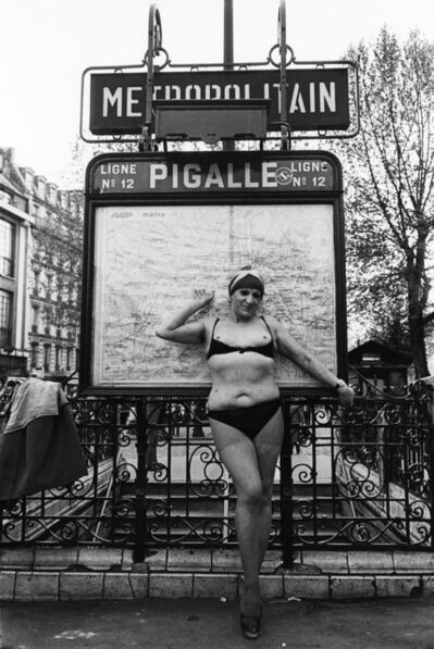 Jane Evelyn Atwood, 'Pigalle, Paris', 1978