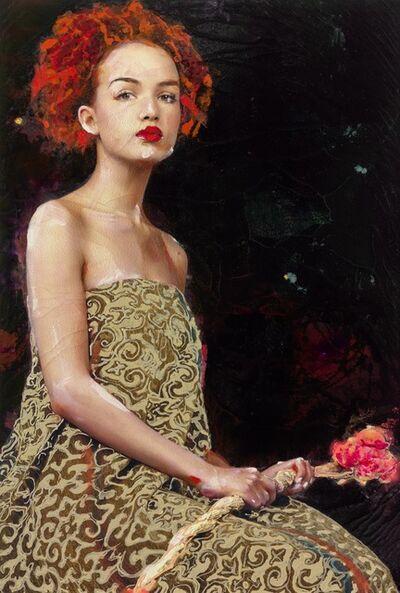 Lita Cabellut, 'Color of Dew 09', 2015