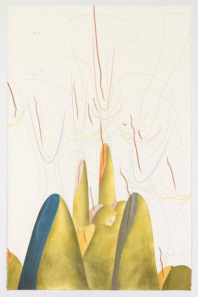 Jorinde Voigt, 'Hills XVII', 2017