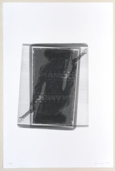 "Matias Faldbakken, '""Double Cover Screen Print"" #1-20', 2011"