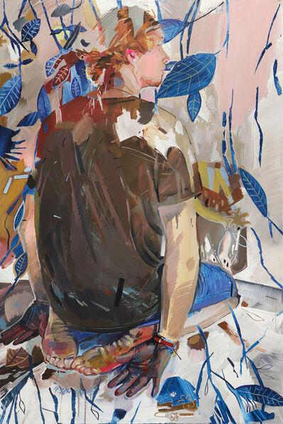 Chris Denovan, 'Portrait of Daniel', 2020