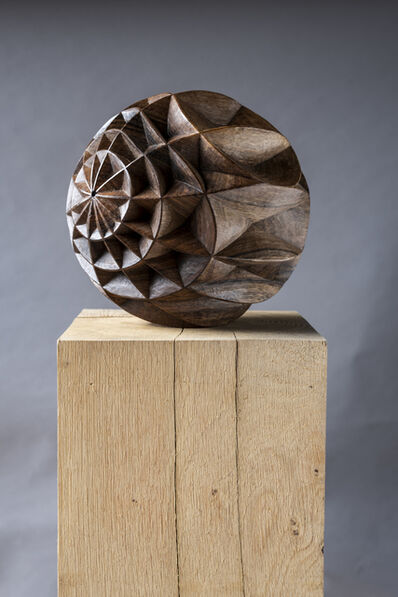 Alison Crowther, 'Incised Walnut II', 2018