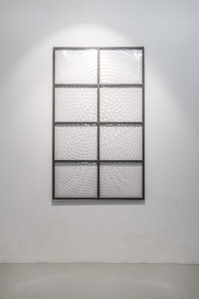 Loris Cecchini, 'Dromocrones (Telluric reverb)', 2018