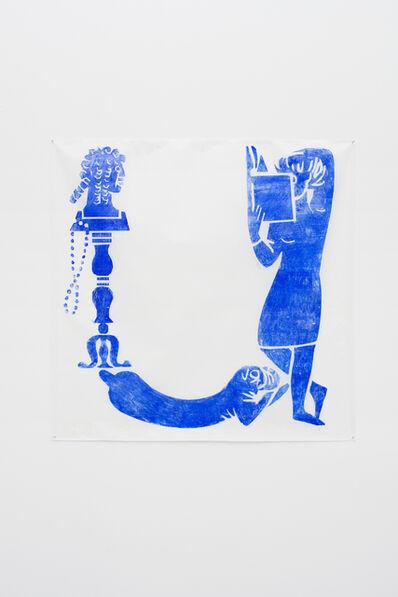Jani Ruscica, 'U for Ultramarine (Ed. 1 + 1AP.)', 2016