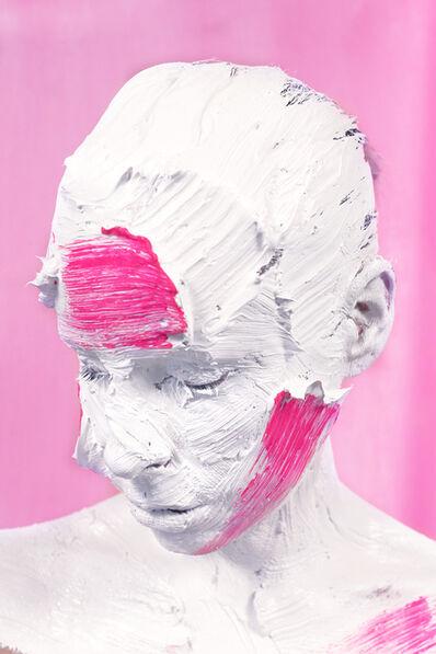 Sophie Derrick, 'The Space Between - Magenta V1', 2019