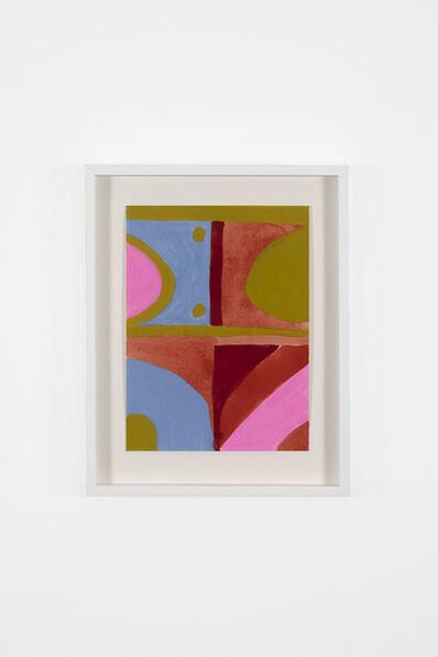 Marina Adams, '12x9_203', 2018