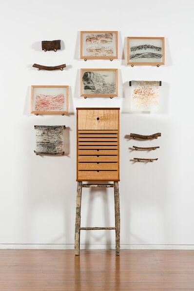 John Wolseley, 'Beetlearium', 2018-2019