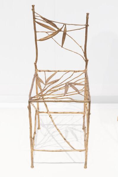 Claude Lalanne, 'Chaise feuilles bambou (petit)', 1995/2015