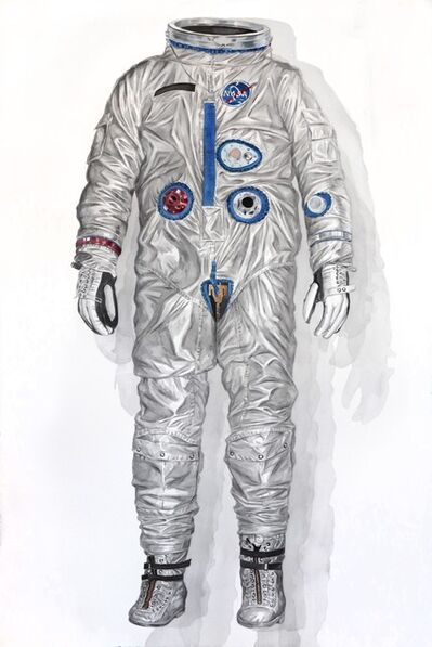 Thomas Broadbent, 'Early Gemini Space Suit', 2017