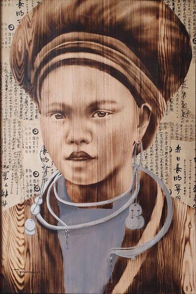 Ngo Van Sac, 'Highland Girl II', 2020
