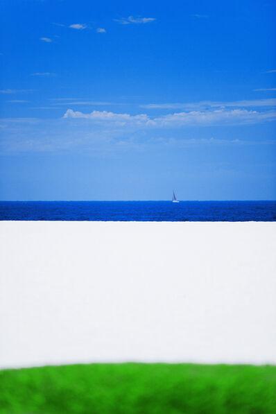 Serge Hamad, 'Beach # (6)', 2011
