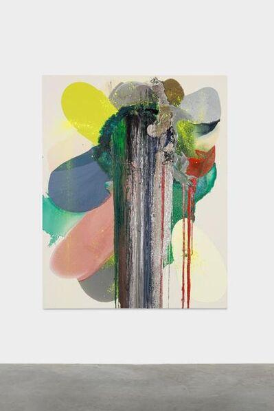 John M. Armleder, 'A Spring', 2014